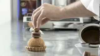 La Pâtisserie d'Aurélien Trottier avec Philippe Bertrand MOF chocolatier
