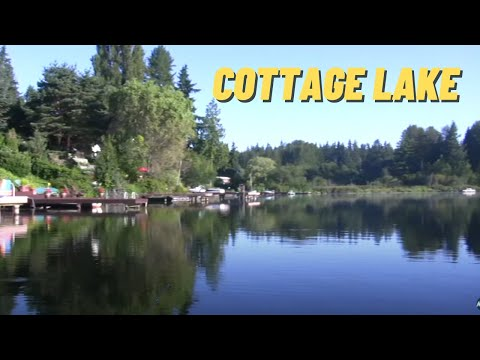 Cottage Lake In King County