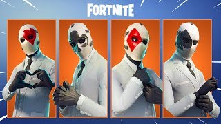 "New ""WILD CARD SET"" in Fortnite (Four Skins in One)"