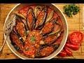 Zucchini Stuffed Eggplants Recipe - Armenian Cuisine - Heghineh Cooking Show