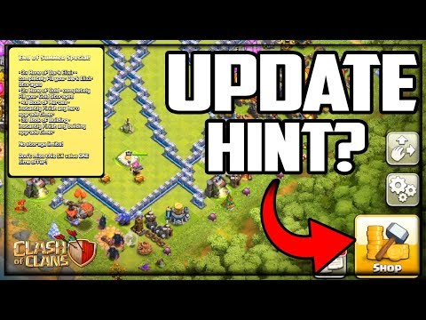 UPDATE Hint?! Clash Of Clans 2019 Updates - TWO More?!