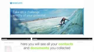 Barclays Graduate Recruitment - How to Poken