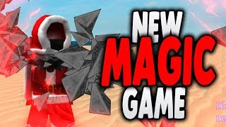 THE NEXT ARCANE ADVENTURES?!?! | Mark of Magic II in Roblox | iBeMaine