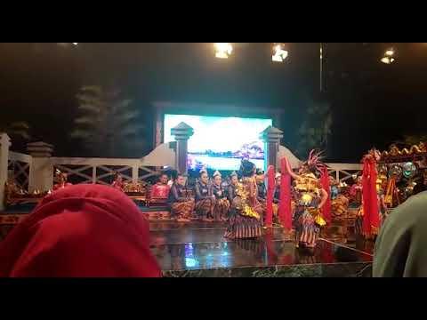 Tari Sesonderan @ CEKLI ( Ceria Kreativ Lincah ) Live Di TVRI Semarang