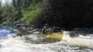 montage grande expédition canot camp quatre saison- partie 2