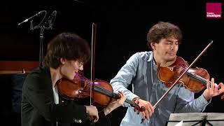 Joseph Haydn : Quatuor à cordes en fa Majeur op. 77 n° 2 (Quatuor Hanson)