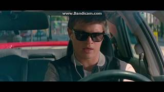 Baby Driver - Epic Car Scene