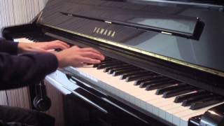 Repeat youtube video Parov Stelar - Catgroove (Piano Cover)
