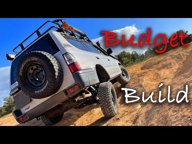 Awesome Budget 4x4 Build For Touring/Overlanding And Camping - 90 Series Toyota Landcruiser Prado