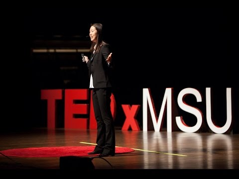 Starving cancer away | Sophia Lunt | TEDxMSU