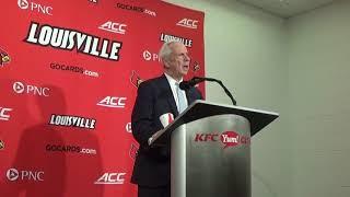 UNC Louisville Roy Williams