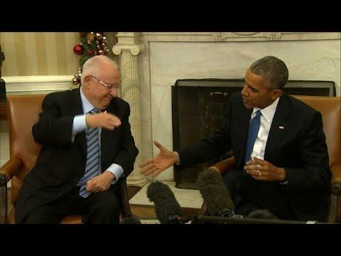 Obama Appelle Israéliens Et Palestiniens à