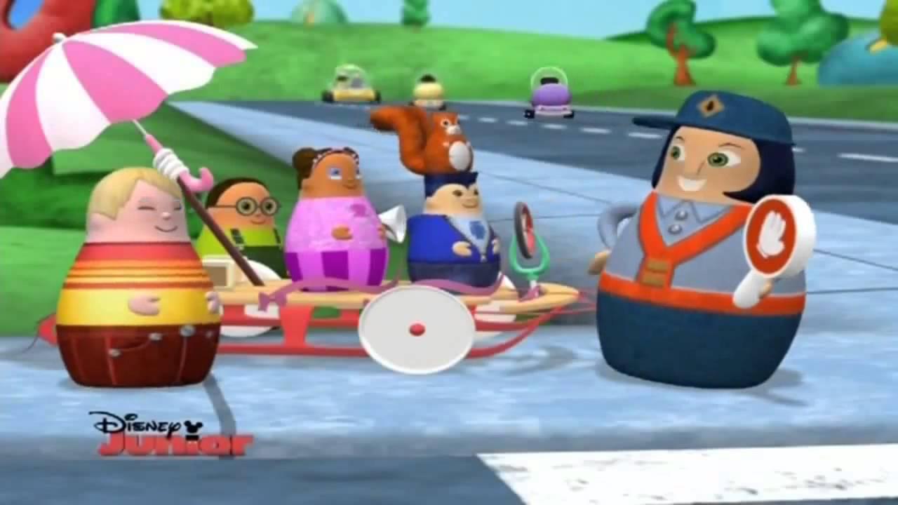 Disney Junior Os Herois Da Cidade Chamando Todos Os Carros Youtube