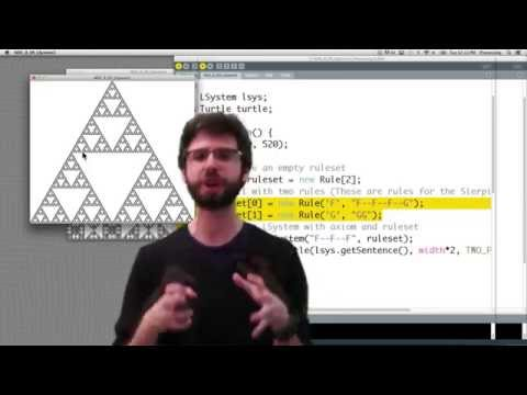 8.5: L-Systems - The Nature of Code