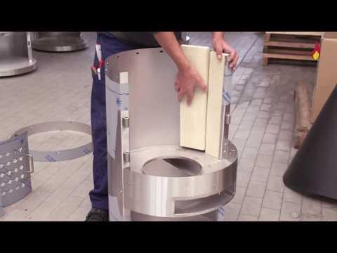 Feuerdesign® Grillkamine -