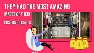 Closetmaid's Mastersuite | Closet Organization | Closet Shelving