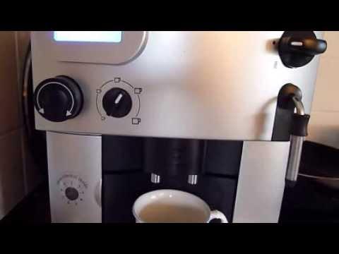 Aeg Cafamosa Kaffeeautomat Youtube