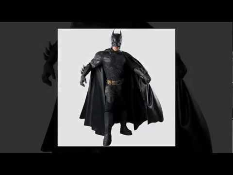 Adult Batman Costume - Authentic Batman Costumes