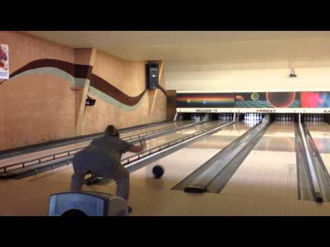 Pants rip while bowling