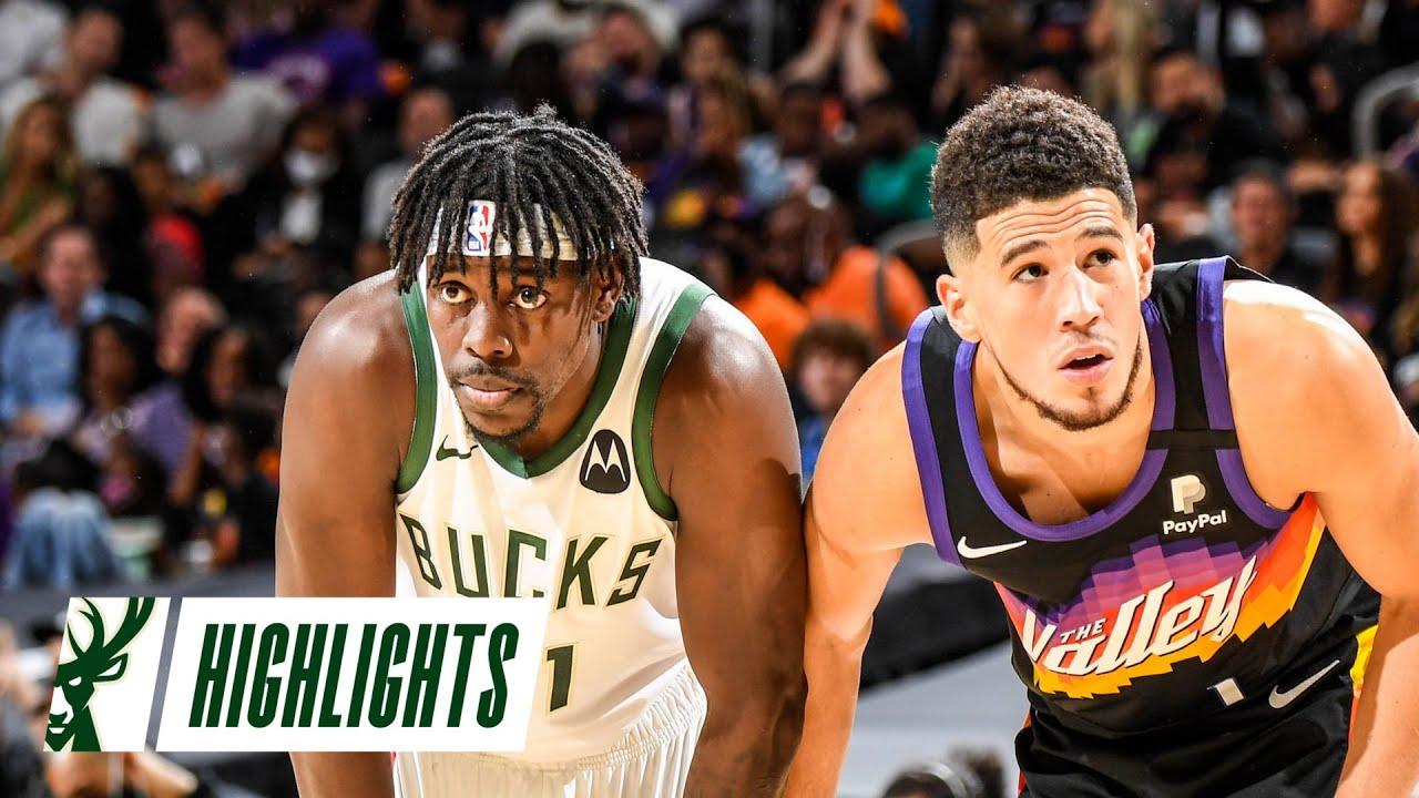 Rapid Recap: Bucks 127, Nets 104