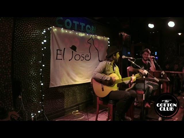 El Jose en directo en Cotton Club Bilbao  Haciendo cola en el Primark