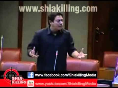 Pakistan & Pakistanis at War with itself and Islam, Faisal Raza Abidi's Historic Speech.