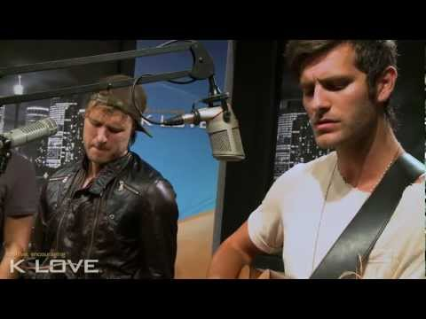 "K-LOVE - Anthem Lights ""Can't Get Over You"" LIVE"