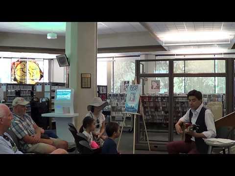 Ricardo Parra en Austin Public Library - Greensleeves Mp3
