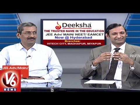 Career Point | Study Medicine And Engineering After 10th | Deeksha Trusted Name Of Education |V6