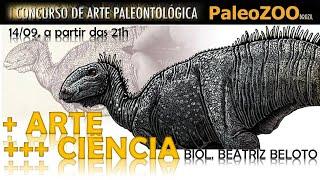 """""""+ARTE, +++CIÊNCIA"""", com Beatriz Beloto"""