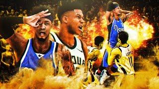 Ankle Breaker Had Me On Fire 🔥| Insane Contact Dunks on Giannis | NBA 2k20 MyCareer #11