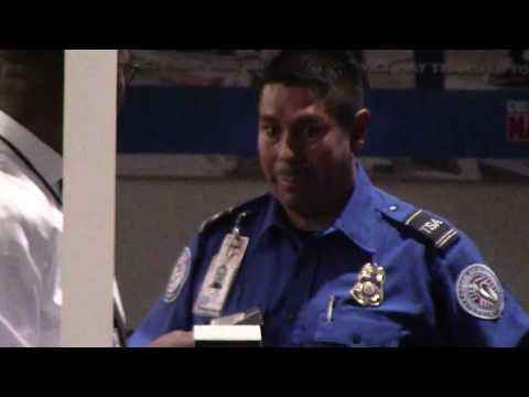 Colorado Springs Airport(COS) - 1st Amendment Audit - TSA FAILS - CSPD PASSES
