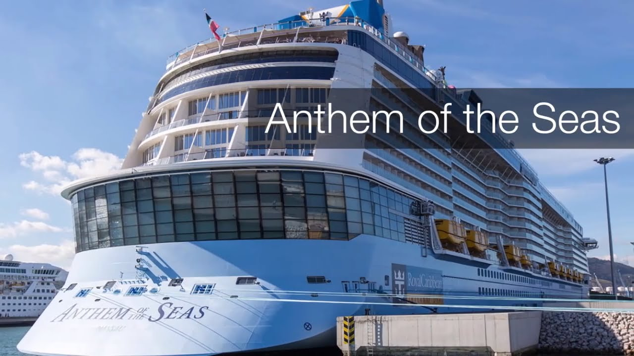 Royal Caribbean S Anthem Of The Seas Highlights Youtube