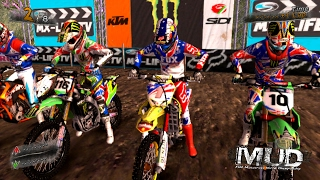 "MUD FIM Motocross World Championship ""Welcome Party"" Pc Windows Games Gameplay Video"