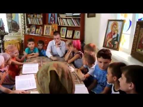 Начало нового учебного года в воскресной школе храма Всех Святых г. Николаева