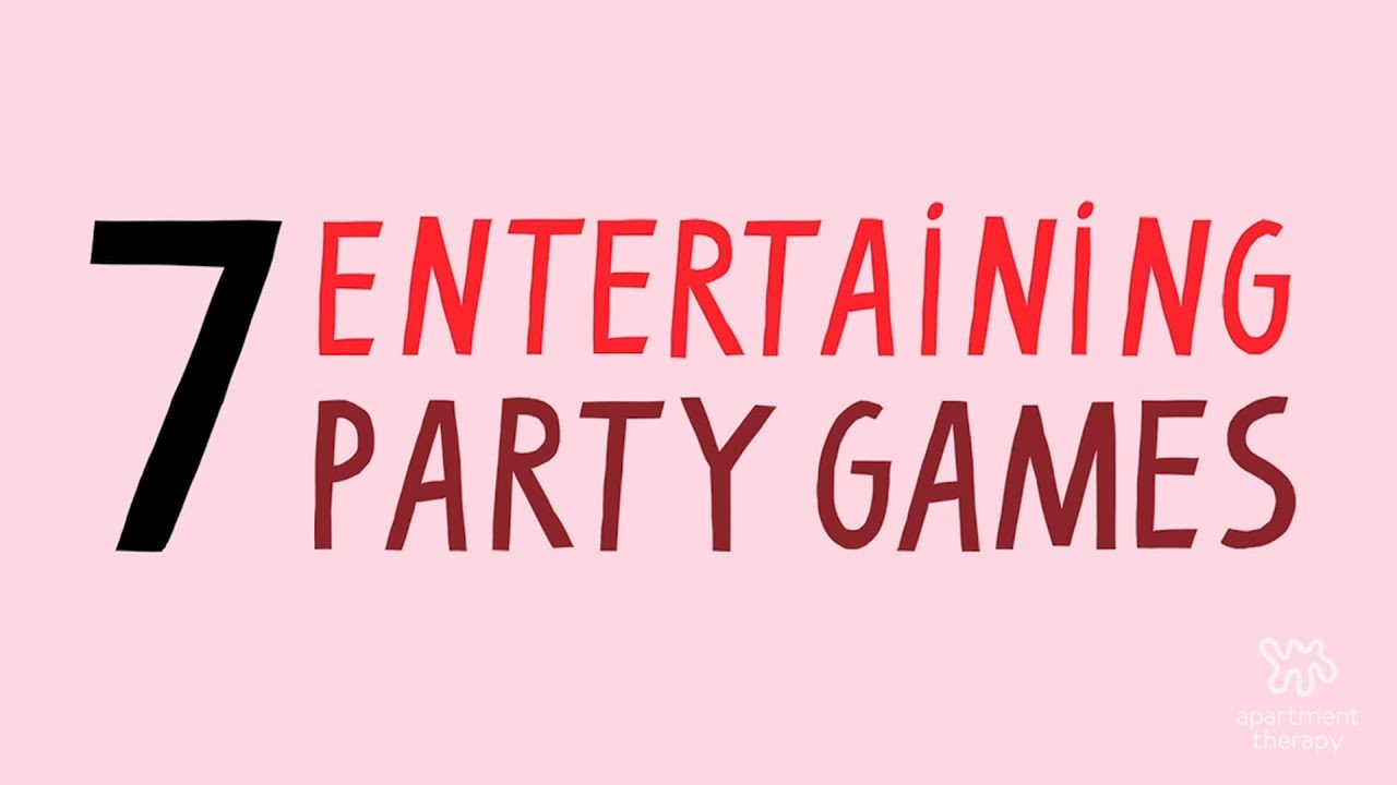 7 Fun Party Game Ideas That Are Great