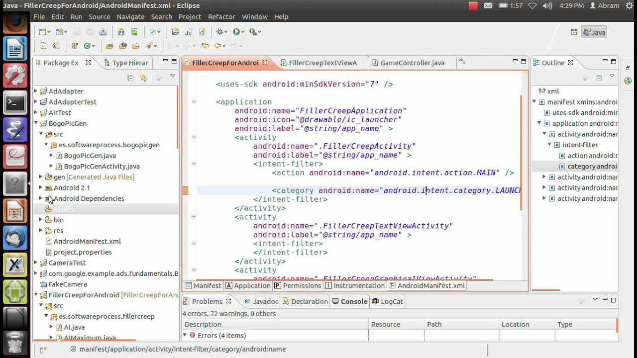CMPUT 301 Virtual Lecture: Android Model View Controller (MVC) with ...