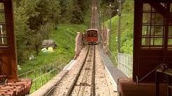 Heidelberg und seine Bergbahn