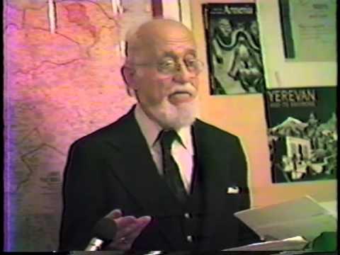 Thomas T. Amirian (1910-1993): The Epochal Defense of Van, April 25, 2013