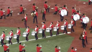 箕面自由学園高等学校吹奏楽部チアリーダー部 GOLDENBEARS (Minoo-jiyugakuen S.H.S Band) 第57回3000人の吹奏楽 2017年06月24日 thumbnail