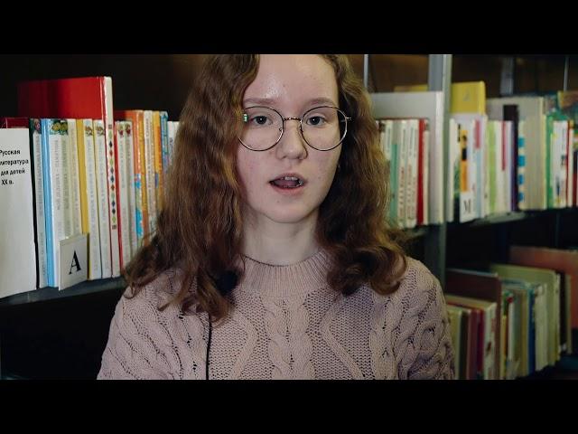 Изображение предпросмотра прочтения – ЕленаЛаврушкина читает произведение «Моим стихам, написанным так рано…» М.И.Цветаевой