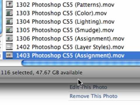 1401 Photoshop CS5 Chapter 14 Intro