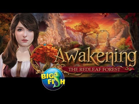 Awakening: The Redleaf Forest (CE) Gameplay Walkthrough Hidden Object NO COMMENTARY