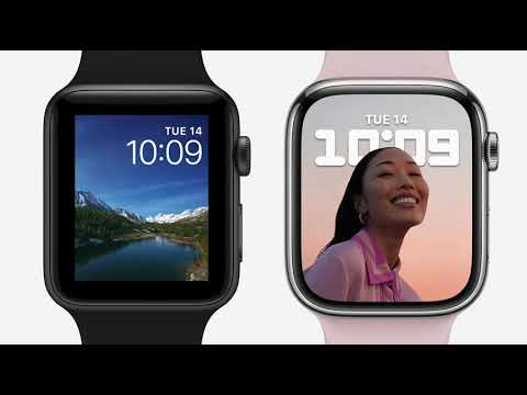 In 3 Minutes - Apple Event — September 14 - Introducing Apple Watch Series 7 - 2021