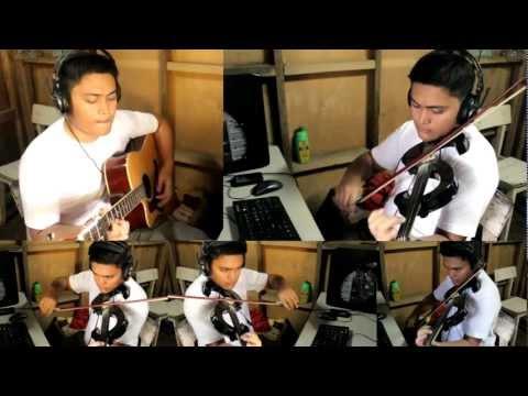 A Thousand Years - Christina Perri (Guitar and Violin Cover)