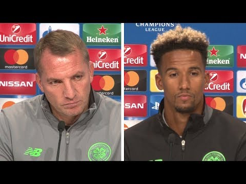 Brendan Rodgers & Scott Sinclair Full Pre-match Press Conference - Bayern Munich v Celtic