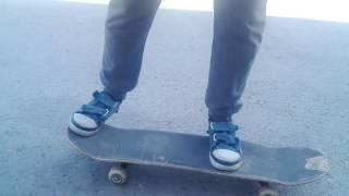 Обучение трюка оли на скейте(Второе видео., 2016-05-21T08:51:50.000Z)
