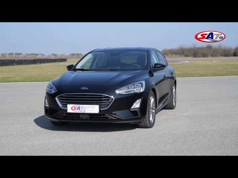 Ford Focus - Test on track NAVAK by SAT TV Show