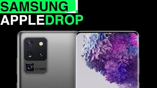 Не AirDrop а AppleDrop от Samsung | Surface Duo от Microsoft | Илон Маск видео чат и другие новости