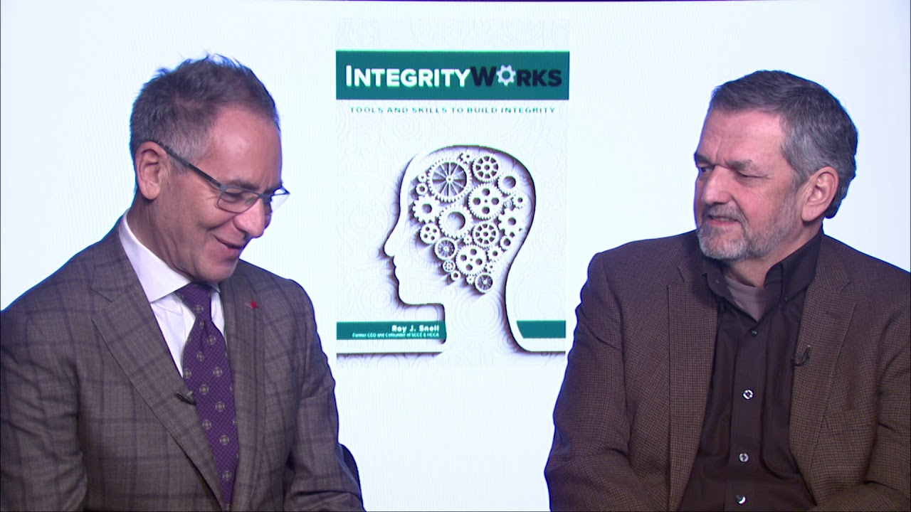 VIDEO: Integrity Works: Tools and Skills to Build Integrity by Roy Snell